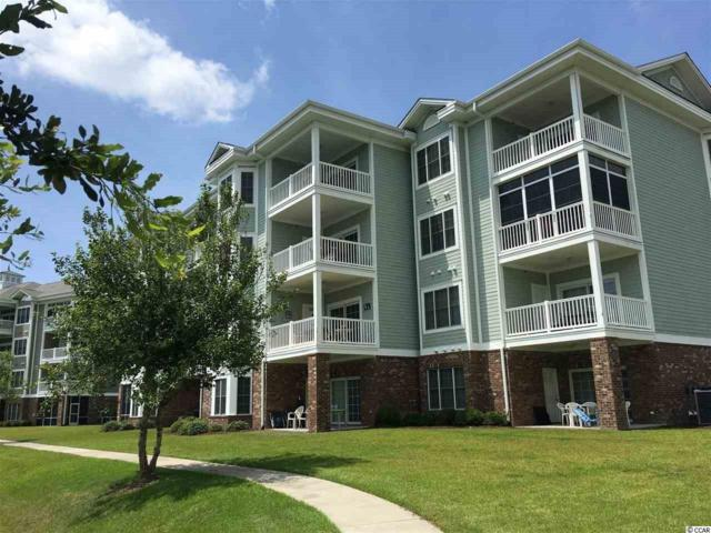 4898 Luster Leaf Circle #204, Myrtle Beach, SC 29577 (MLS #1821029) :: The Litchfield Company