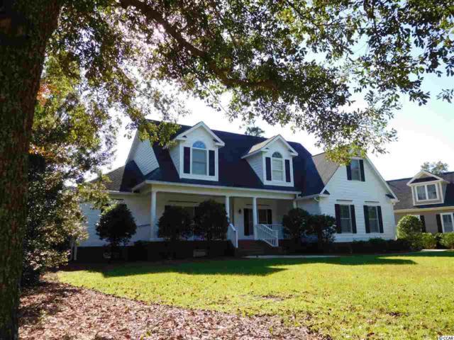 524 Reserve Dr., Pawleys Island, SC 29585 (MLS #1821031) :: SC Beach Real Estate