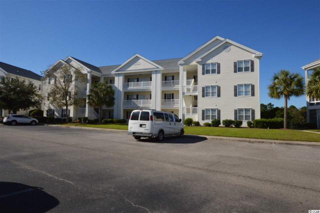 901 West Port Dr. #809, North Myrtle Beach, SC 29582 (MLS #1821042) :: Silver Coast Realty