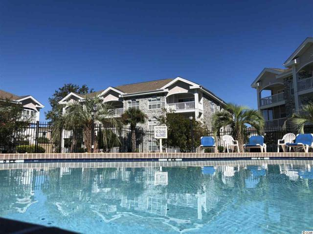 4725 Wild Iris Dr. #105, Myrtle Beach, SC 29577 (MLS #1821052) :: James W. Smith Real Estate Co.