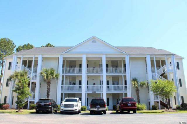 6000 Windsor Green Way #304, Myrtle Beach, SC 29579 (MLS #1821054) :: James W. Smith Real Estate Co.