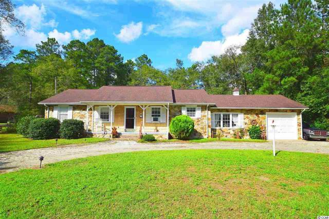 2028 Pitch Landing Rd., Conway, SC 29527 (MLS #1821057) :: Silver Coast Realty