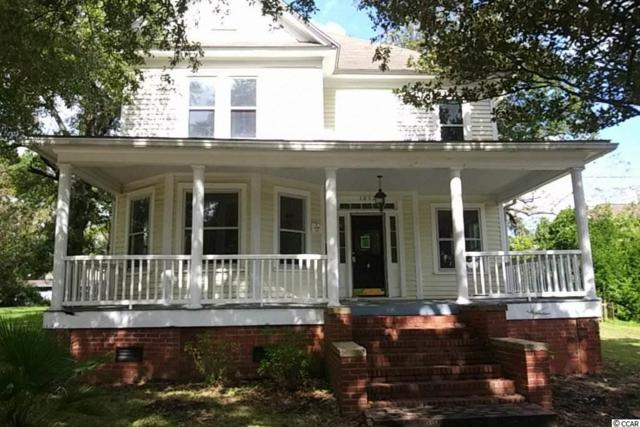 1012 Prince St., Georgetown, SC 29440 (MLS #1821072) :: Silver Coast Realty