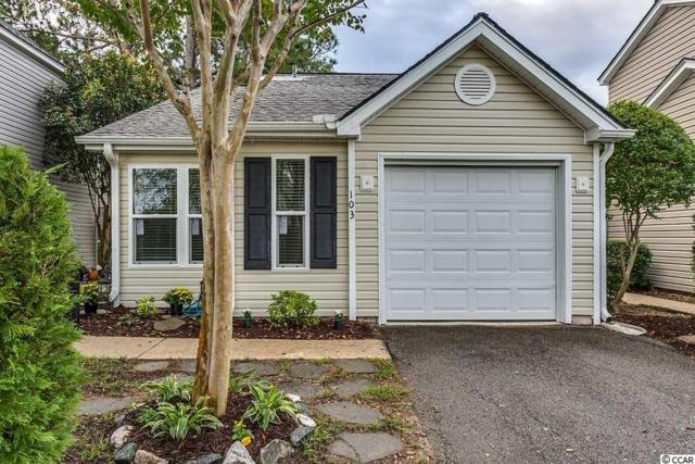 103 Whitehaven Ct., Myrtle Beach, SC 29577 (MLS #1821077) :: Right Find Homes