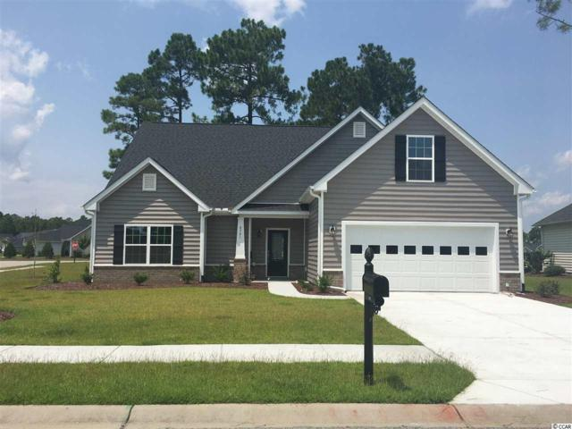 7071 Swansong Circle, Myrtle Beach, SC 29579 (MLS #1821091) :: Silver Coast Realty