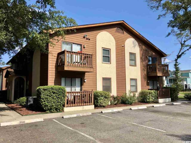 420 Pine Ave. 202-A, Murrells Inlet, SC 29576 (MLS #1821110) :: Myrtle Beach Rental Connections