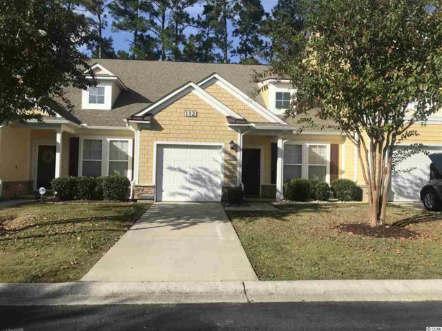 112 Coldstream Cove Loop #304, Murrells Inlet, SC 29576 (MLS #1821121) :: The Hoffman Group