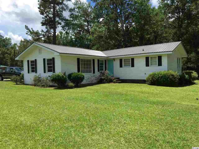 429 E Andrews St., Hemingway, SC 29554 (MLS #1821123) :: James W. Smith Real Estate Co.
