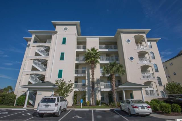 1100 Commons Blvd. #901, Myrtle Beach, SC 29572 (MLS #1821141) :: The Greg Sisson Team with RE/MAX First Choice