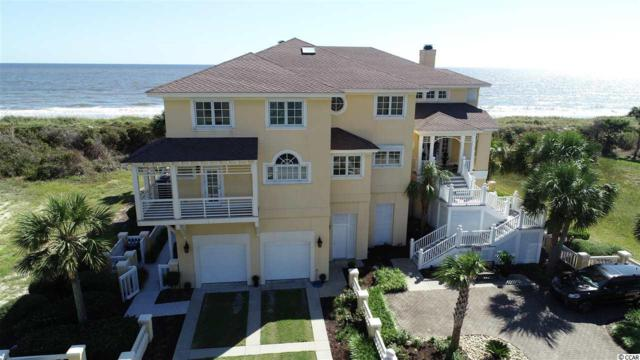 8802 N Ocean Blvd., Myrtle Beach, SC 29572 (MLS #1821171) :: The Litchfield Company