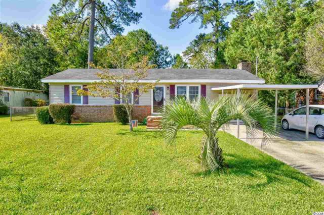 1211 Horne St., Myrtle Beach, SC 29577 (MLS #1821182) :: Myrtle Beach Rental Connections