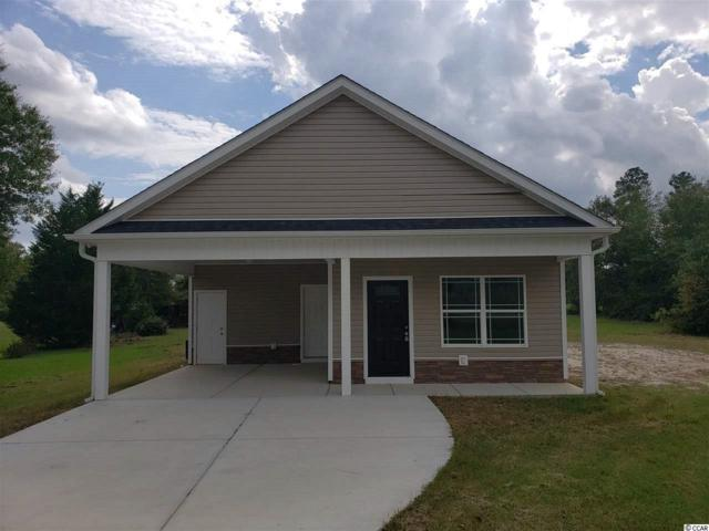 3809 W Marion St., Mullins, SC 29574 (MLS #1821185) :: Myrtle Beach Rental Connections