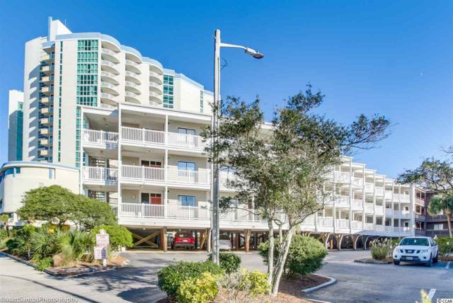 210 N Ocean Blvd. #134, North Myrtle Beach, SC 29582 (MLS #1821190) :: Myrtle Beach Rental Connections