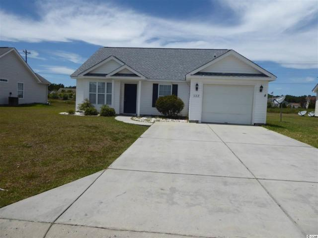 127 Bonnie Bridge Circle, Myrtle Beach, SC 29579 (MLS #1821194) :: Myrtle Beach Rental Connections