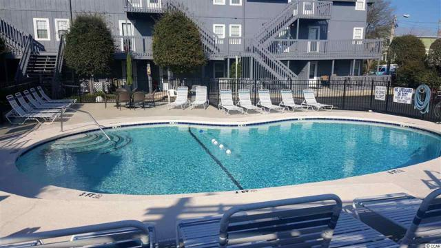 210 28th Ave. S #14, Myrtle Beach, SC 29577 (MLS #1821215) :: Myrtle Beach Rental Connections