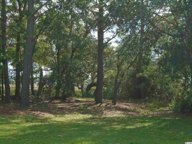 Lot 7 High Hammock Way, Pawleys Island, SC 29585 (MLS #1821219) :: Armand R Roux | Real Estate Buy The Coast LLC