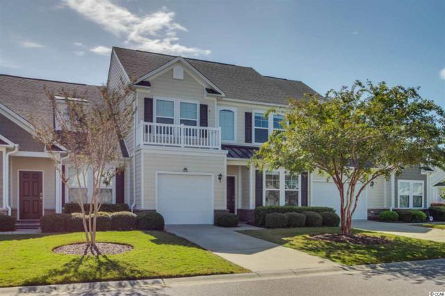 6244 Catalina Dr. #4803, North Myrtle Beach, SC 29582 (MLS #1821237) :: James W. Smith Real Estate Co.
