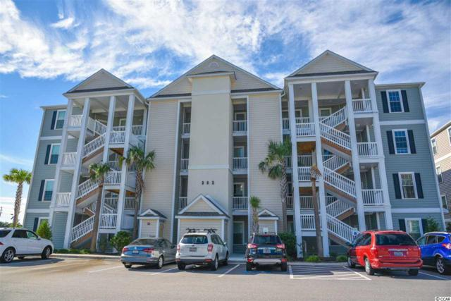 301 Shelby Lawson Dr. #203, Myrtle Beach, SC 29588 (MLS #1821243) :: The Greg Sisson Team with RE/MAX First Choice
