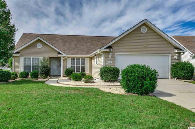 716 Prestbury Ln., Conway, SC 29526 (MLS #1821246) :: SC Beach Real Estate