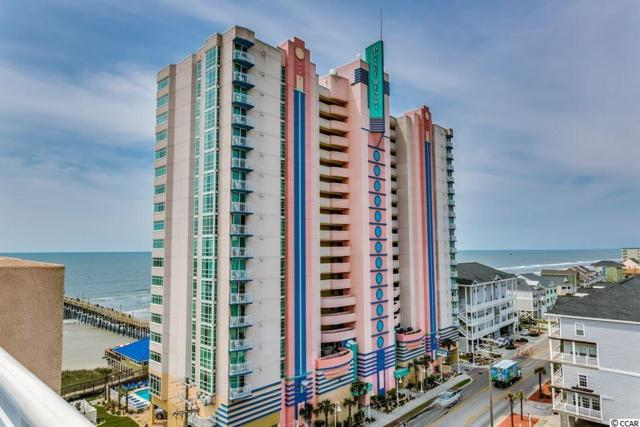 3500 N Ocean Blvd. #1010, North Myrtle Beach, SC 29582 (MLS #1821249) :: The Greg Sisson Team with RE/MAX First Choice