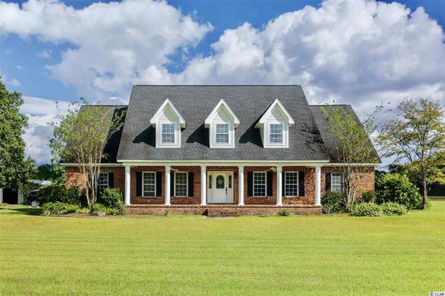 4005 Copperhead Rd., Conway, SC 29527 (MLS #1821259) :: SC Beach Real Estate