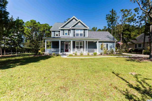 732 Savannah Dr., Pawleys Island, SC 29585 (MLS #1821267) :: The Hoffman Group