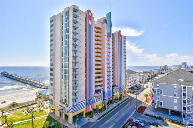 3601 Ocean Blvd. #1439, North Myrtle Beach, SC 29582 (MLS #1821278) :: SC Beach Real Estate