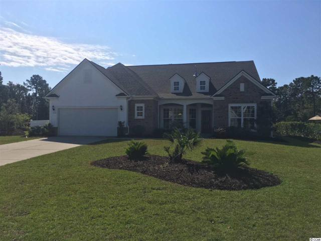 3504 Farmington Ct., Myrtle Beach, SC 29579 (MLS #1821284) :: The Greg Sisson Team with RE/MAX First Choice