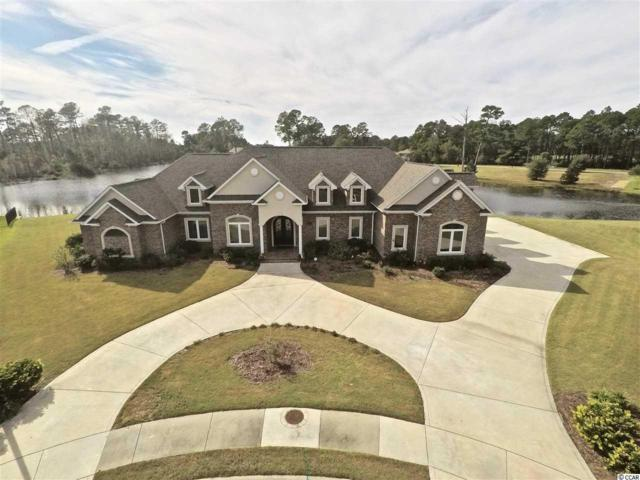1001 Clamour Ct., Conway, SC 29526 (MLS #1821298) :: SC Beach Real Estate