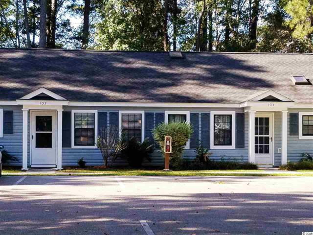 6721 Blue Heron Blvd. #103, Myrtle Beach, SC 29588 (MLS #1821314) :: SC Beach Real Estate