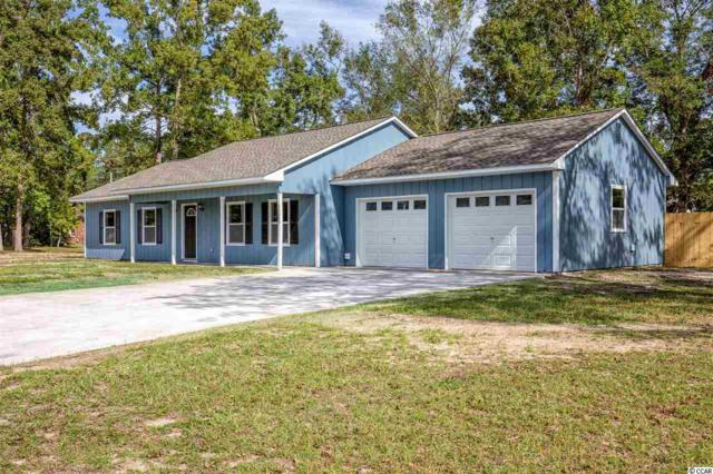 1025 Gravelley Gulley Circle, Conway, SC 29526 (MLS #1821326) :: James W. Smith Real Estate Co.