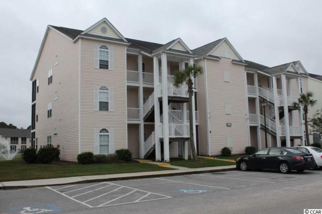 114 Fountain Pointe Ln. #102, Myrtle Beach, SC 29579 (MLS #1821348) :: The Hoffman Group