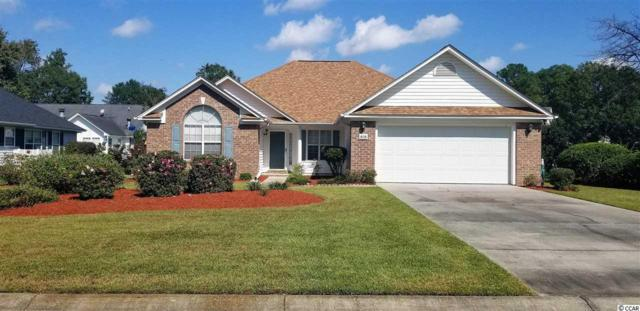 4116 Steeple Chase Dr., Myrtle Beach, SC 29588 (MLS #1821349) :: The Litchfield Company