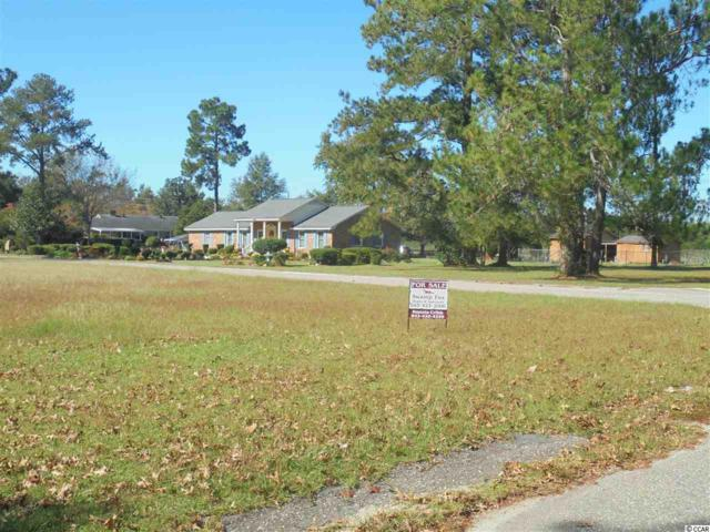 TBD Kimball Dr., Marion, SC 29571 (MLS #1821360) :: The Hoffman Group