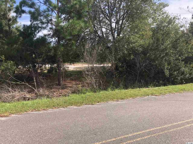 1547 Frances Marion Dr., Georgetown, SC 29440 (MLS #1821416) :: The Litchfield Company