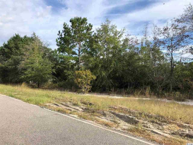 TBD Frances Marion Dr., Georgetown, SC 29440 (MLS #1821419) :: The Litchfield Company