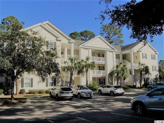 601 N Hillside Dr. #4505, North Myrtle Beach, SC 29582 (MLS #1821426) :: Matt Harper Team