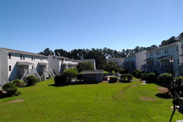 801 Burcale Road Circle M-4, Myrtle Beach, SC 29579 (MLS #1821453) :: The Litchfield Company