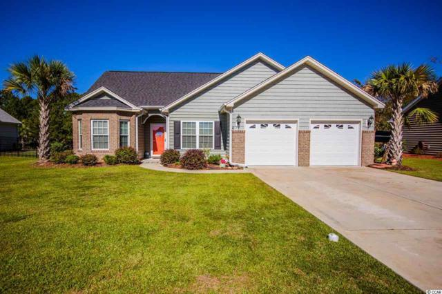 106 Bridgeway Dr., Little River, SC 29566 (MLS #1821469) :: Matt Harper Team