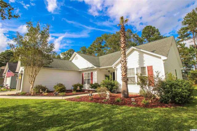 446 Saint Charles Circle, Myrtle Beach, SC 29588 (MLS #1821473) :: The Litchfield Company