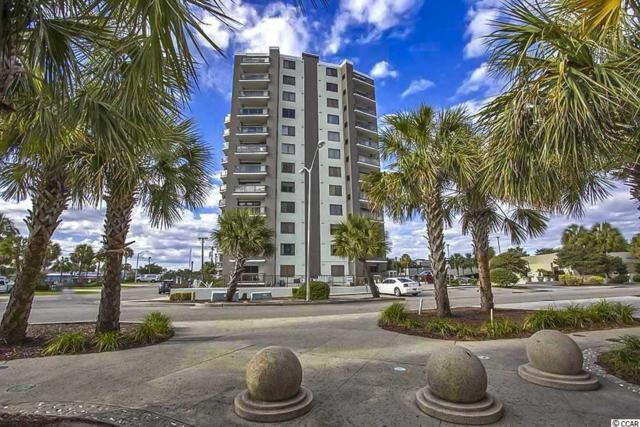 400 20th Ave. N #303, Myrtle Beach, SC 29577 (MLS #1821488) :: James W. Smith Real Estate Co.