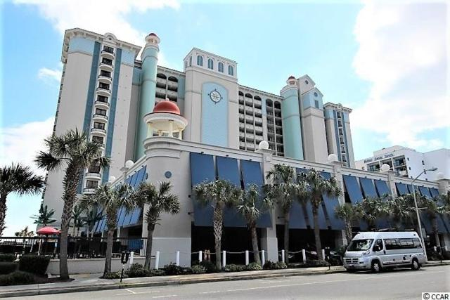 2401 S Ocean Blvd. #1264, Myrtle Beach, SC 29577 (MLS #1821494) :: The Hoffman Group