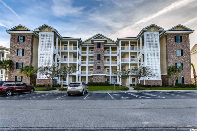 4890 Luster Leaf Circle 38-105, Myrtle Beach, SC 29577 (MLS #1821509) :: The Litchfield Company