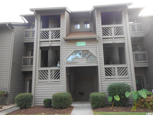 200 Indian Wells Ct. #202, Murrells Inlet, SC 29576 (MLS #1821511) :: Right Find Homes