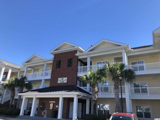 1000 Ray Costin Way #115, Murrells Inlet, SC 29576 (MLS #1821524) :: James W. Smith Real Estate Co.