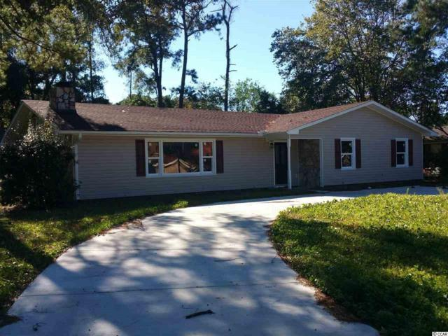1591 Gibson Ave., Myrtle Beach, SC 29575 (MLS #1821556) :: The Greg Sisson Team with RE/MAX First Choice