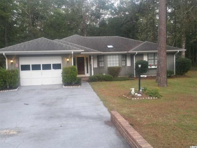 9 Swamp Fox Dr., Carolina Shores, NC 28467 (MLS #1821558) :: The Litchfield Company