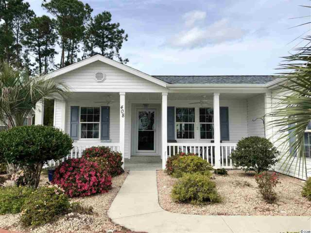 408 Eastlynn Dr., Conway, SC 29526 (MLS #1821562) :: The Hoffman Group