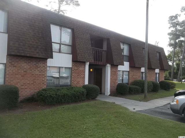 Unit A-8 Carter Dr. A-8, Conway, SC 29526 (MLS #1821577) :: The Hoffman Group