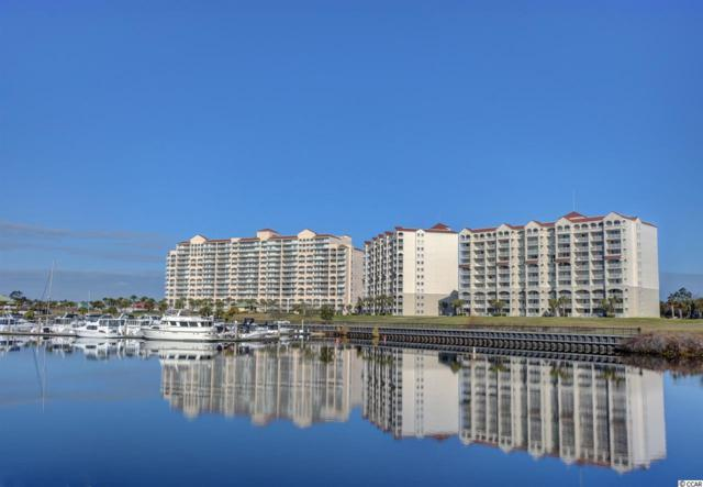 2151 Bridgeview Ct. 1-703, North Myrtle Beach, SC 29582 (MLS #1821582) :: The Trembley Group